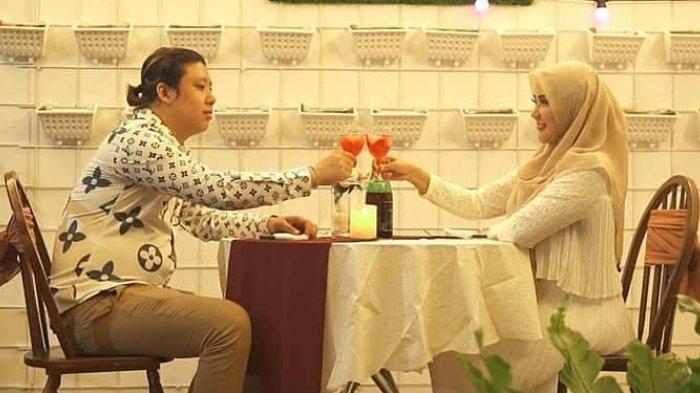 Sepakat Damai dengan Rey Utami, Pablo Benua Pamer Foto Dinner Romantis, Tuai Doa Tetap Langgeng