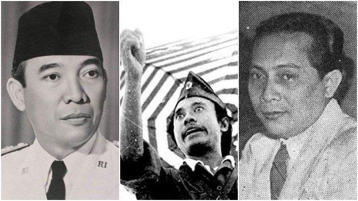 Kata Mutiara Pahlawan Kemerdekaan Indonesia di HUT ke-75 RI, Soekarno, Bung Tomo, Sutan Syahrir