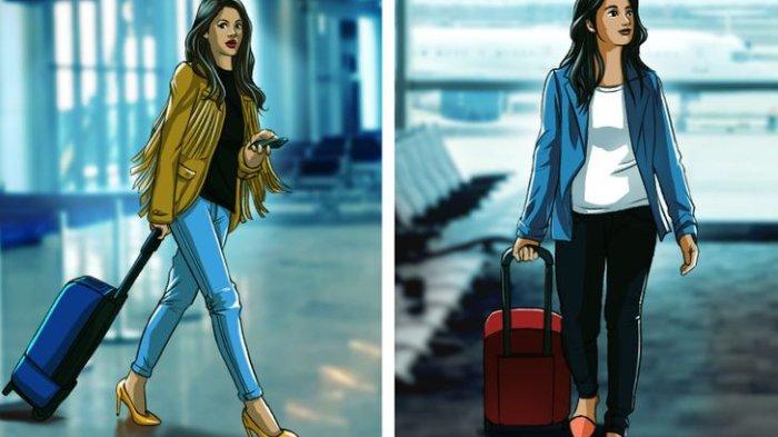 8 Pakaian yang Sebaiknya Tidak Dipakai saat Naik Pesawat Terbang, Saran dari Pramugari