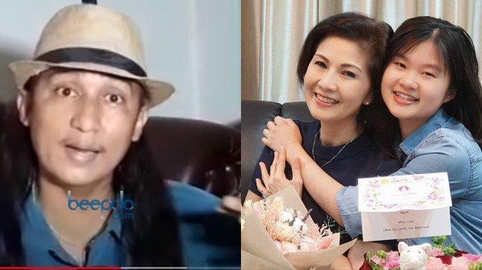 YouTube Beepdo, Instagram @meilia_lau Paman Nadya Arifta beri balasan menohok untuk ibunda Felicia Tissue
