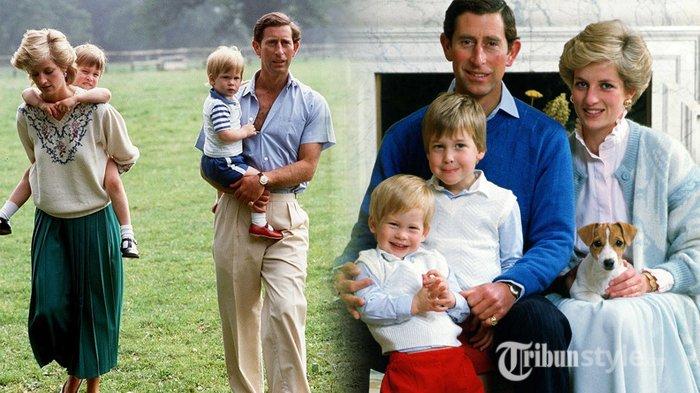 Pengorbanan Lady Diana Untuk Bertemu Anak-anaknya Pasca Bercerai dengan Pangeran Charles