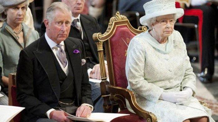 Pangeran Charles Kunjungi Ratu Elizabeth di Kastil Windsor Sesaat Setelah Kematian Pangeran Philip