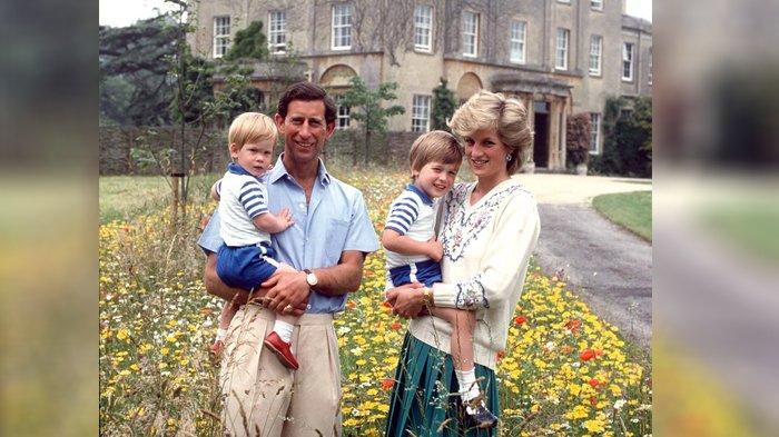 Pasca Bercerai, Begini Pengorbanan Besar Putri Diana Untuk Bertemu Anak-anaknya