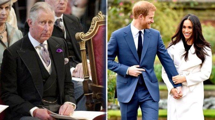 Pangeran Harry Tak Berdaya Saat Pangeran Charles Positif Corona, Ternyata Dapat Larangan dari Meghan