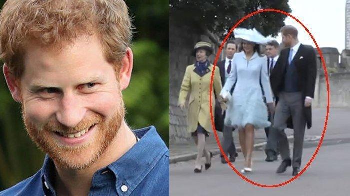 Tak Bersama Meghan, Pangeran Harry Hadiri Pernikahan Anggota Keluarga Kerajaan dengan Wanita Ini