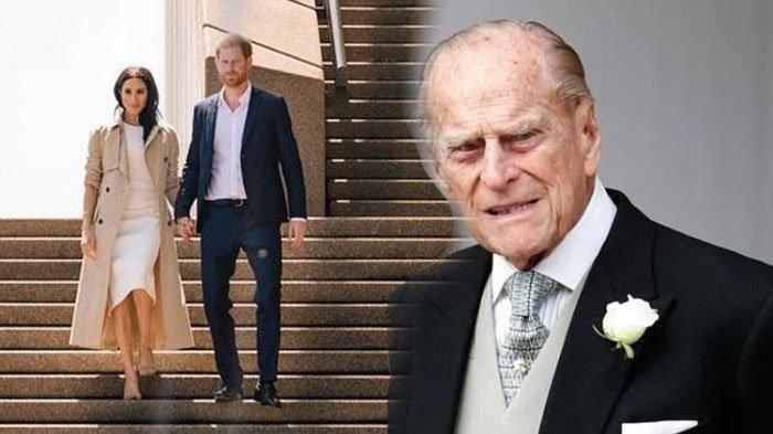 Pangeran Philip Wafat, Pangeran Harry Pulang Hadiri Pemakaman, Meghan Markle Tak Bisa Ikut, Kenapa?