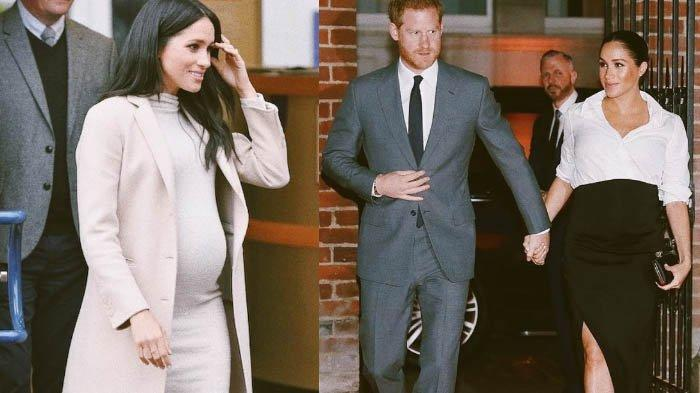 10 Aturan Tegas Kerajaan Inggris untuk Calon Bayi Pangeran Harry dan Meghan Markle