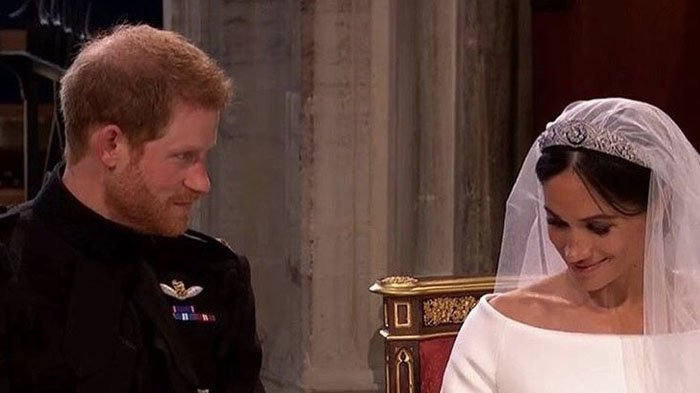 Janji Pernikahan Meghan Markle pada Prince Harry Melanggar Tradisi! Ternyata Ikuti Dua Sosok Ini