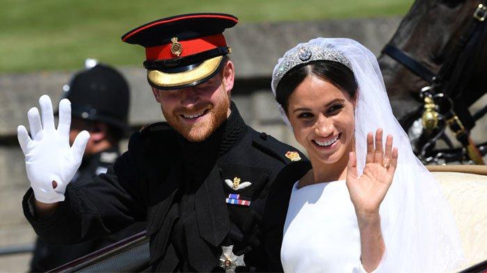 Arti Gelar Duke and Duchess of Sussex yang Diterima Pangeran Harry dan Megan Markle Setelah Menikah