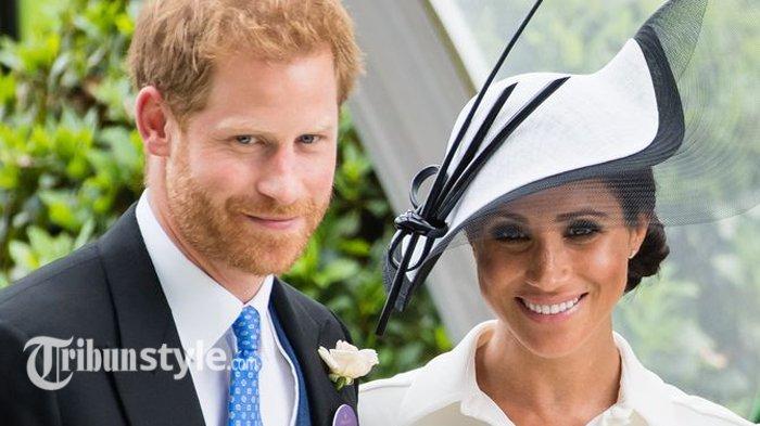 Bukan Putri atau Pangeran, Ini Gelar yang Bakal Didapat Anak Meghan Markle & Pangeran Harry