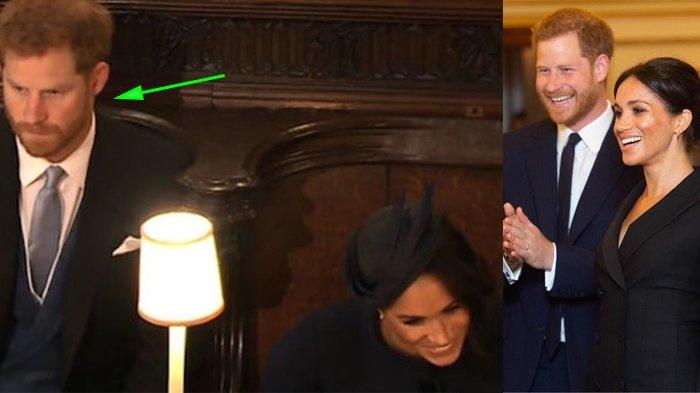 Pakar Bahasa Tubuh Ungkap Pangeran Harry & Meghan Markle Bertengkar di Royal Wedding Putri Eugenie