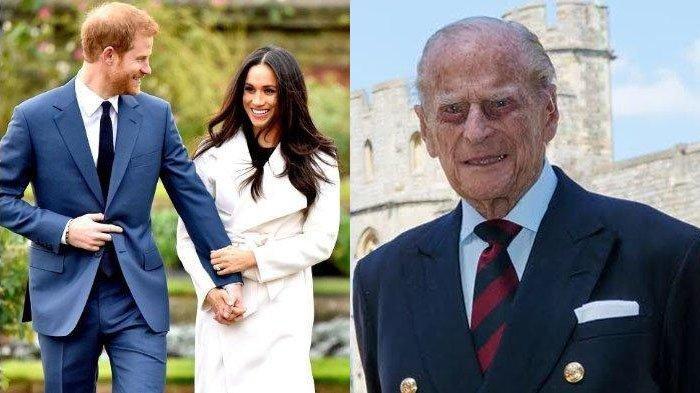 FAKTA Pemakaman Pangeran Philip, Akan Dihadiri 30 Orang, Ini Daftarnya, Nama Meghan Markle Tak Ada