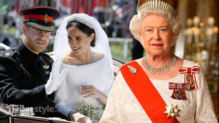Ratu Undang Meghan Markle Untuk Lakukan Momen yang Tak Pernah Dilakukan Anggota Keluarga Baru
