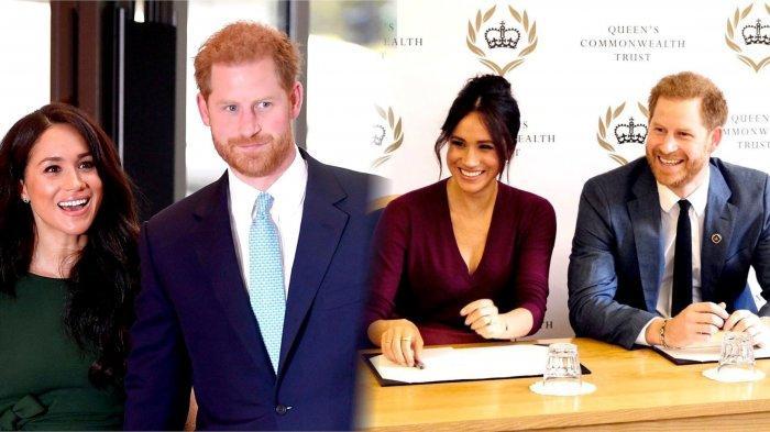 Pangeran Harry & Meghan Markle Mundur dari Anggota Senior Keluarga Kerajaan, Singgung Soal Finansial