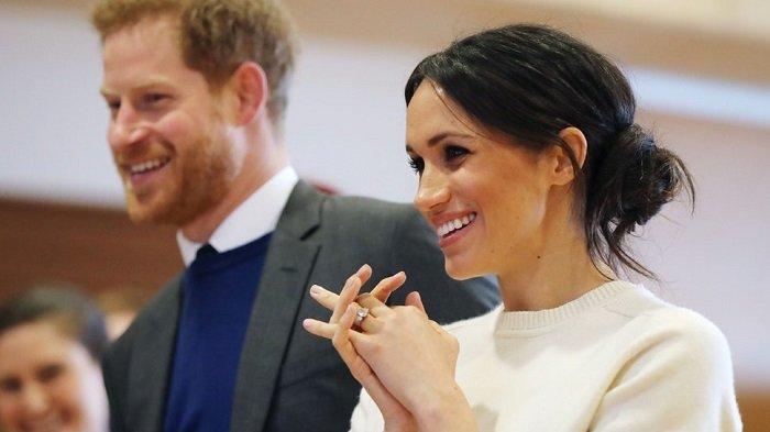 Meghan Markle Ingin Bunuh Diri Saat Jadi Anggota Kerajaan Inggris, Pangeran Harry Ngaku Ketakutan
