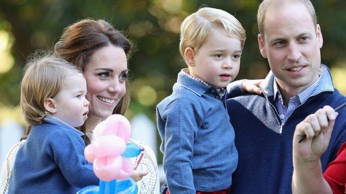 Jarang Tersorot, Ini Sosok Pengasuh Anak-anak Pangeran William & Kate, Lulusan Kampus Bergengsi Loh