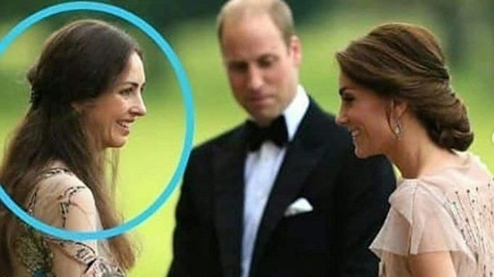 Rose Hanbury, Pangeran William, Kate Middleton