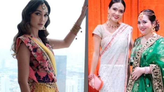 Produser Rocky Soraya Asal India Menikah, Tasya Kamila hingga Luna Maya Tampil Bak Artis Bollywood