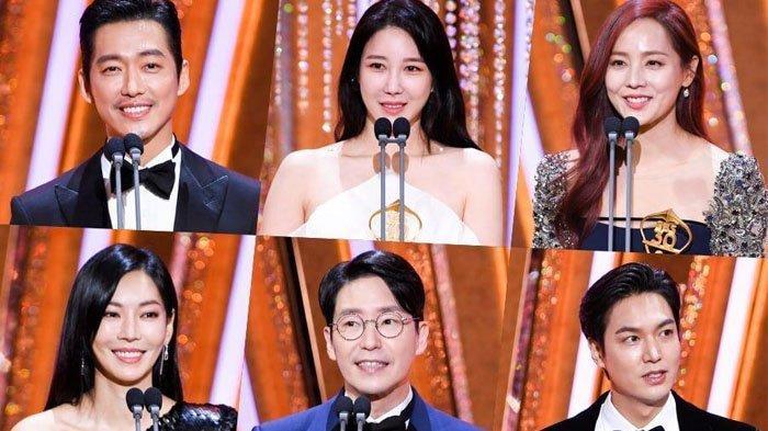 Hadiah Tahun Baru 2021, Sederet Artis Korea Berhasil Menangi SBS Drama Awards 2020