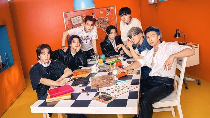 Para personil boyband Korea, BTS.