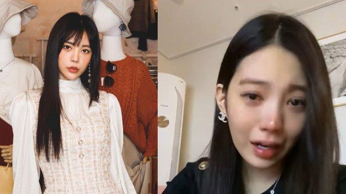 Berurai Air Mata, Park Soo Young Eks After School Minta Maaf Atas Insiden Mengemudi saat Mabuk