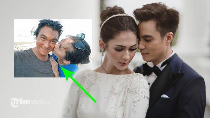 Foto Paula Verhoeven Cium Baim Wong Meski Lagi Dekil Jadi Sorotan, Tak Jijik Lihat Muka Suami Begini