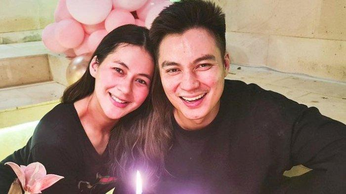 NIAT HATI Cek Kehamilan, Paula Verhoeven Malah Didiagnosa Positif COVID-19, Ini Reaksi Baim Wong