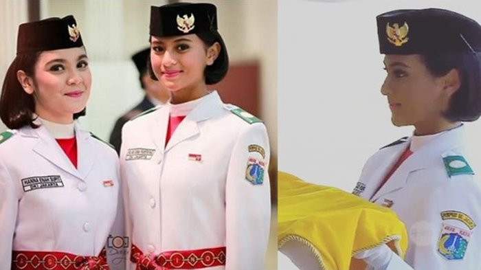 Anggota Paskibraka 2019 Putri Bakal Pakai Celana Panjang, Alasan Dibalik Peraturannya Cukup Serius