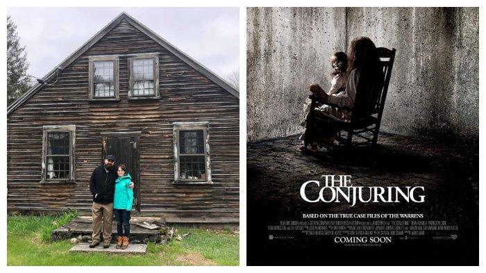 Pasutri Ini Membeli Rumah Inspirasi Film The Conjuring, Alami Kejadian Horor Saat Ditinggali