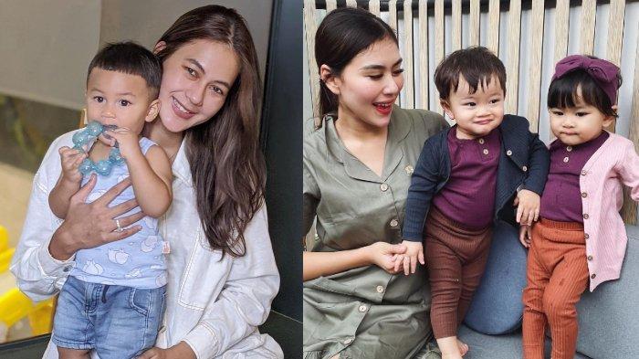 Kiano Sembuh dari Flu Singapura, Paula Verhoven Beber Anak Kembar Syahnaz Ikut Terpapar: Parah Zayn