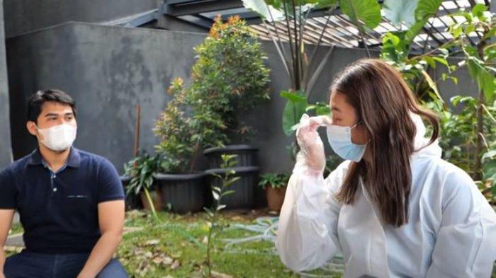Adik & Orangtua Positif Covid-19, Paula Syok Tahu Perlakuan Tetangga, Istri Baim Wong: Segitunya ya?
