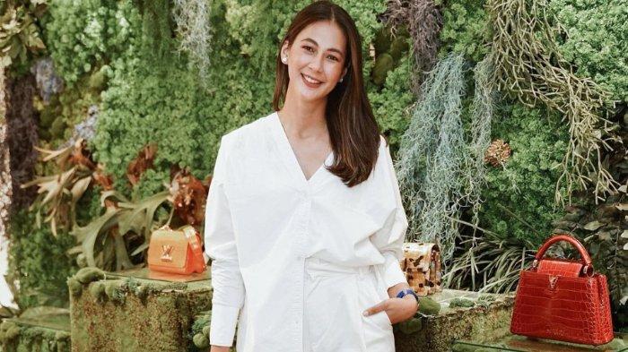 Paula Verhoeven istri Baim Wong beberkan tak jadi juri Indonesia's Next Top Model 2021