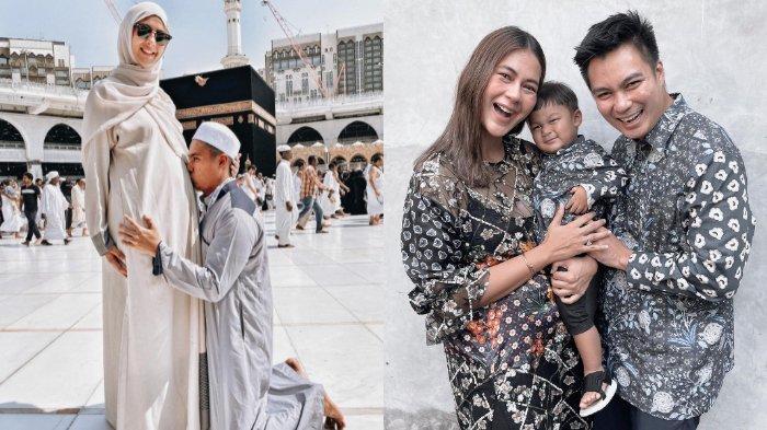 Kenang Momen Umrah saat Hamil Kiano Tiger Wong, Paula Verhoeven Beber Keinginan Berangkat Haji