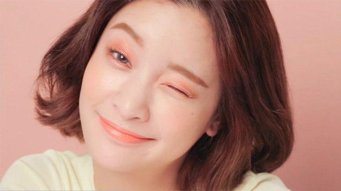 Peach Makeup Korea