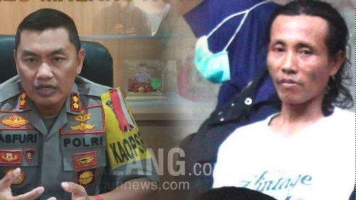 Sugeng Pelaku Mutilasi di Malang Ditetapkan Sebagai Tersangka Pembunuhan, Ini Penjelasan Polisi