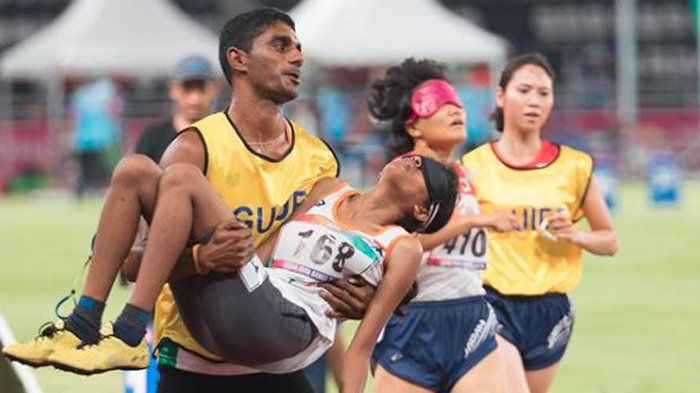 4 Momen Paling Mengharukan di Asian Para Games 2018, dari yang Inspiratif hingga Paling Mengharukan