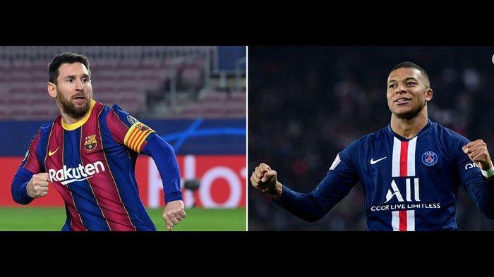 Jadwal Siaran Langsung Liga Champions, PSG vs Barcelona, Liverpool vs Leipzig, Live Vidio.com & SCTV