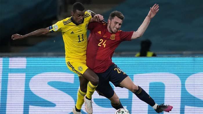 Pertandingan Spanyol vs Polandia di Grup E Euro 2020, Mendieta: Tim Merasakan Tekanan yang Tinggi