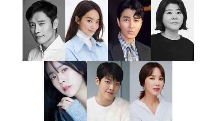 Pemeran drama Korea Our Blues