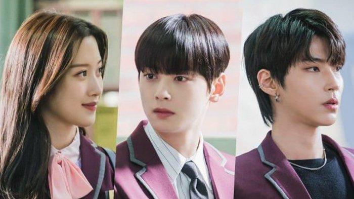 Pemain drama Korea True Beauty.