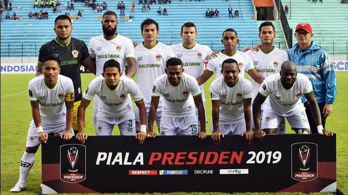 Hasil Akhir Persipura Jayapura Vs Kalteng Putra, Laskar Isen Mulang Unggul 3-1