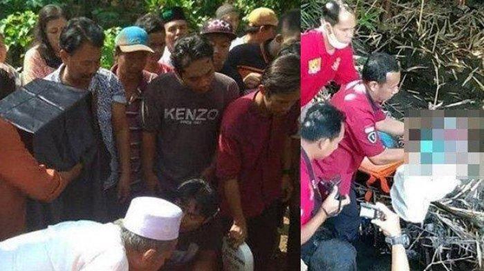 Makam Budi Hartanto Memanjang Saat Kepala Disatukan dengan Badan, Jerit Tangis Keluarga Pecah!