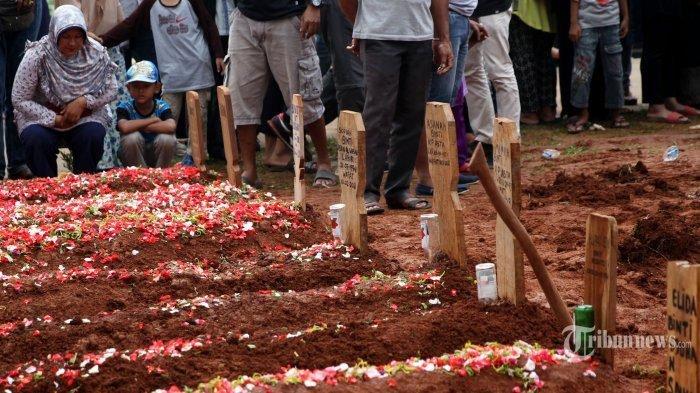 Tega! Banyak yang lagi Beduka, Maling Beraksi di Areal Pemakaman, Barang Dicuri Padahal Baru Lunas!