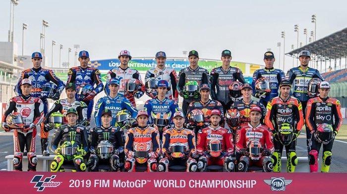 LINK Live Streaming Kualifikasi MotoGP Catalunya 2021,Malam Ini Mulai Pukul 23.30 WIB
