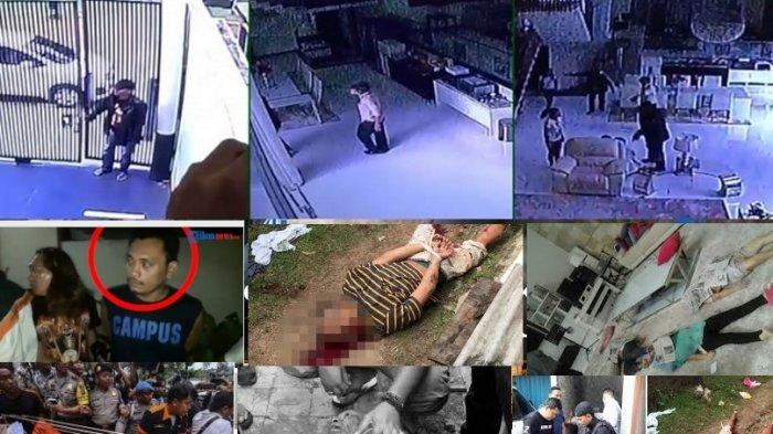 Dodi Triono dan Keluarga Tak Akan Jadi Korban Pembunuhan Sadis Andai 5 Menit Saja Lakukan Ini