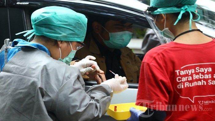 Cegah Penyebaran Covid-19, Keluar Masuk Jakarta, Warga Harus Bawa Hasil Rapid Test Antigen