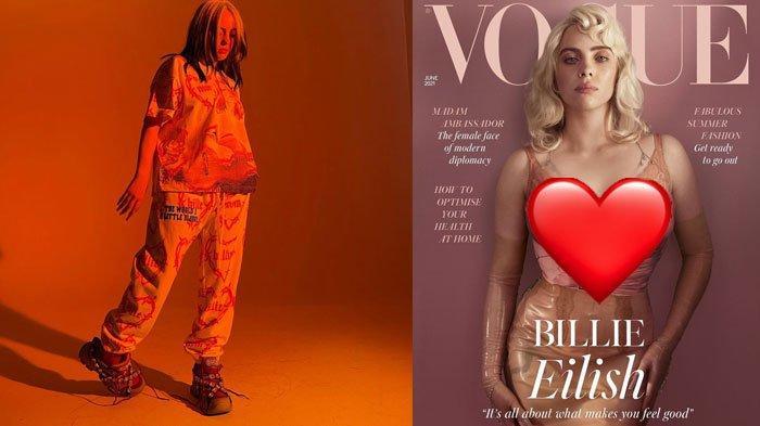 BAGAIMANA Gaya Fashion Billie Eilish? Dulu Kerap Berpakaian Serba Longgar, Intip Transformasinya