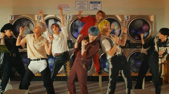 BTS Rilis Video Musik Lagu Permission to Dance di Hari Ulang Tahun ARMY, Tampil Enerjik
