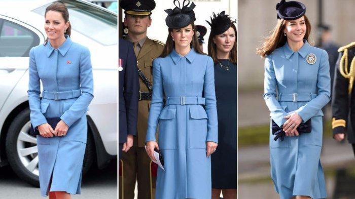 POPULER Kebiasaan Kate Middleton Berbusana Jadi Sorotan, Tak Ragu Pakai Gaun Bekas di Royal Wedding