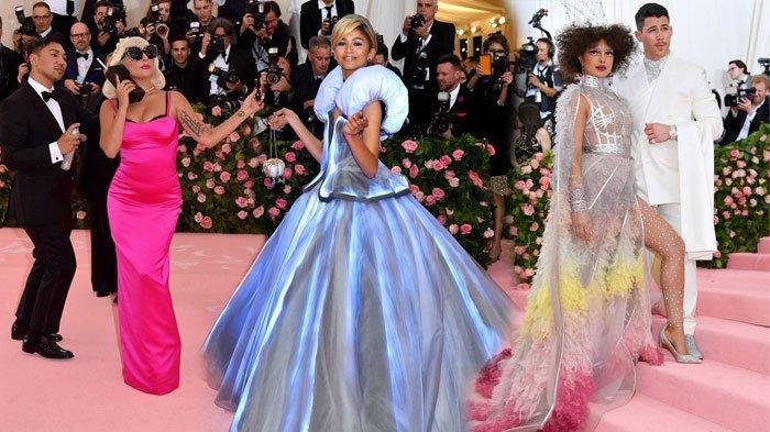 Deretan Penampilan 8 Seleb Ini Curi Perhatian di Met Gala 2019, Katy Perry, Zendaya, Hingga Cardi B